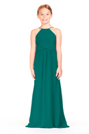 Bari Jay IC Junior Bridesmaid Dress - 1806 IC (JR)-Teal