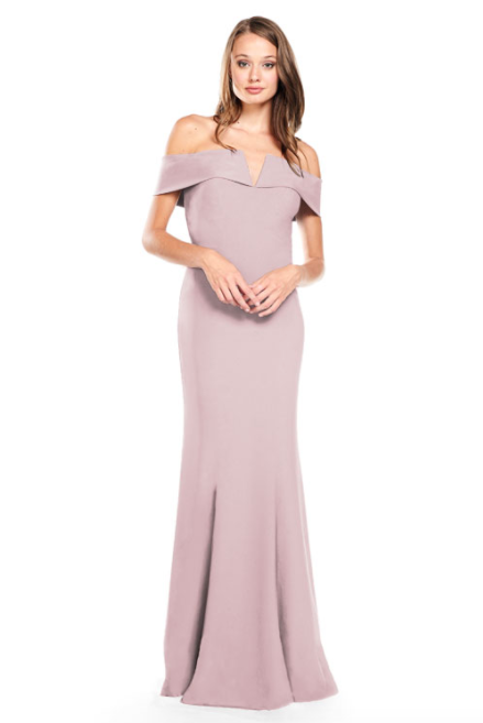 Bari Jay Bridesmaid Dress 2014 -Thistle