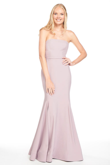 Bari Jay Bridesmaid Dress 2015 -Thistle