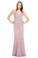 Bari Jay Bridesmaid Dress 2012 - Thistle