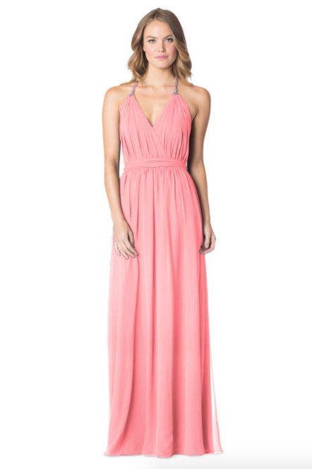 Tulip-Bari Jay Bridesmaid Dress - 1600