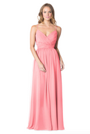 Bari Jay Bridesmaid Dress - 1606 BC-Tulip