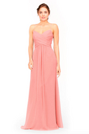 Bari Jay Bridesmaid Dress 1962 -Tulip