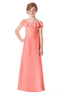 Bari Jay Junior Bridesmaid Dress - 1730(JR)-Tulip