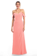 Bari Jay Bridesmaid Dress 2080 - Tulip
