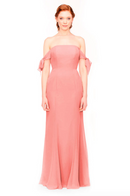 Bari Jay Bridesmaid Dress 1974 - Tulip