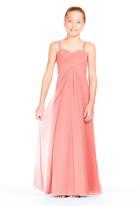 Bari Jay Junior Bridesmaid Dress 1803 (JR)-Tulip