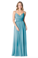 Bari Jay Bridesmaid Dress - 1606 BC-Turquoise