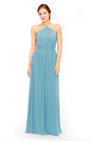 Bari Jay Bridesmaid Dress 1969 - Turquoise