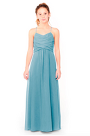 Bari Jay Junior Bridesmaid Dress 1962 - Turquoise