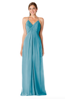 Bari Jay Bridesmaid Dress - 1723 BC-Turquoise