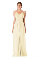 Bari Jay Bridesmaid Dress - 1723 IC-Vanilla