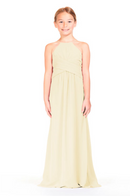 Bari Jay IC Junior Bridesmaid Dress - 1806 IC (JR)-Vanilla