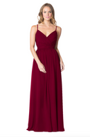 Bari Jay Bridesmaid Dress - 1606 BC-Wine