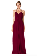 Bari Jay Bridesmaid Dress - 1723 BC-Wine
