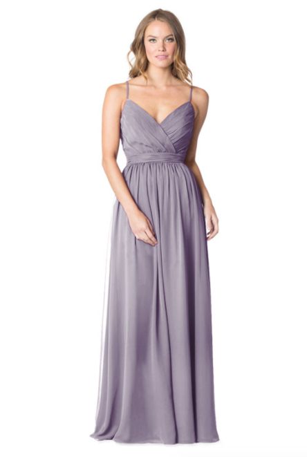 Bari Jay Bridesmaid Dress - 1606 BC-Wisteria