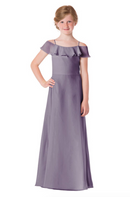 Bari Jay Junior Bridesmaid Dress - 1730(JR)-Wisteria