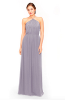 Bari Jay Bridesmaid Dress 1969 - Wisteria