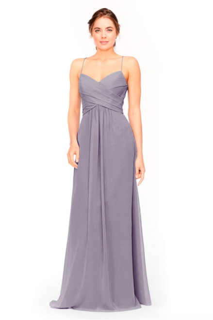 Bari Jay Bridesmaid Dress 1962 -Wisteria