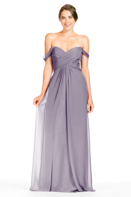 Bari Jay Bridesmaid Dress 1803 - Wisteria