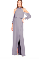 Bari Jay Bridesmaid Dress 2028 - Wisteria
