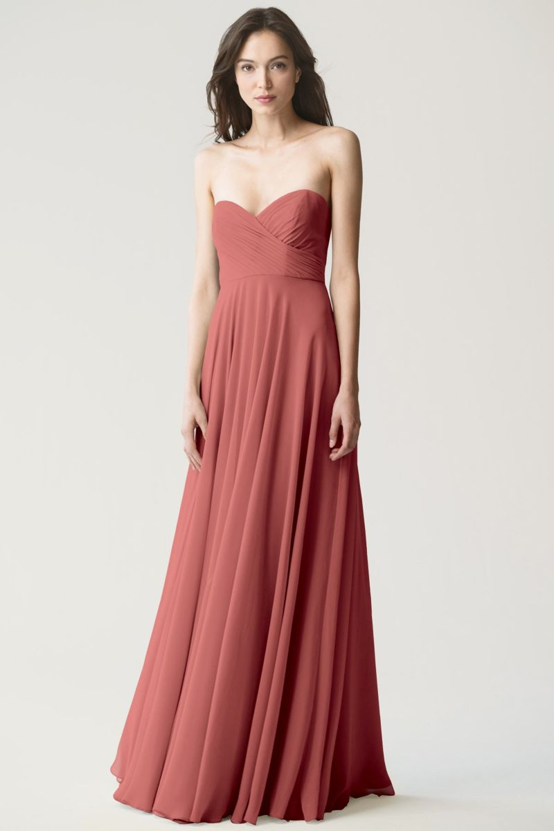 Jenny Yoo Bridesmaid Dress Adeline front