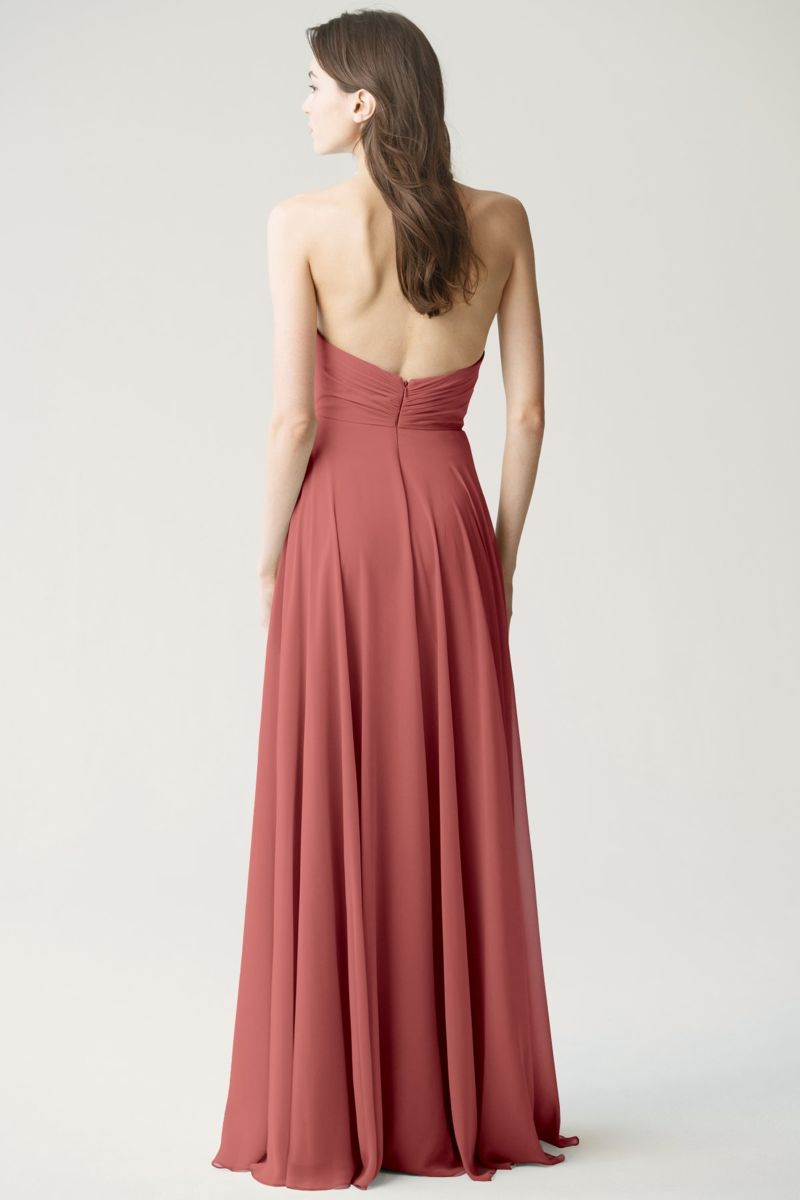 Jenny Yoo Bridesmaid Dress Adeline back