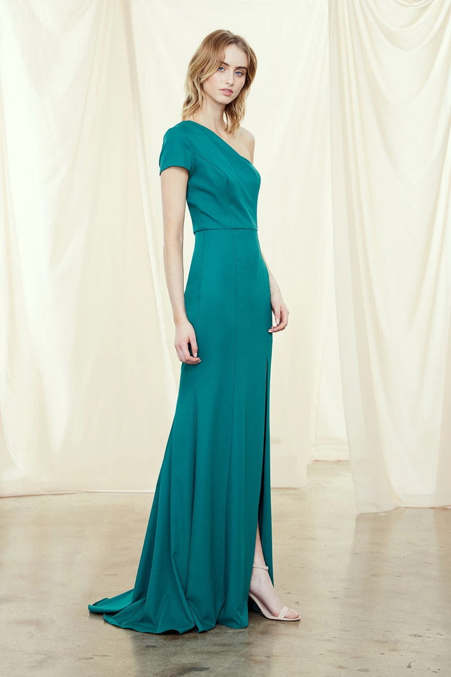 Amsale Bridesmaid Dress Nadia