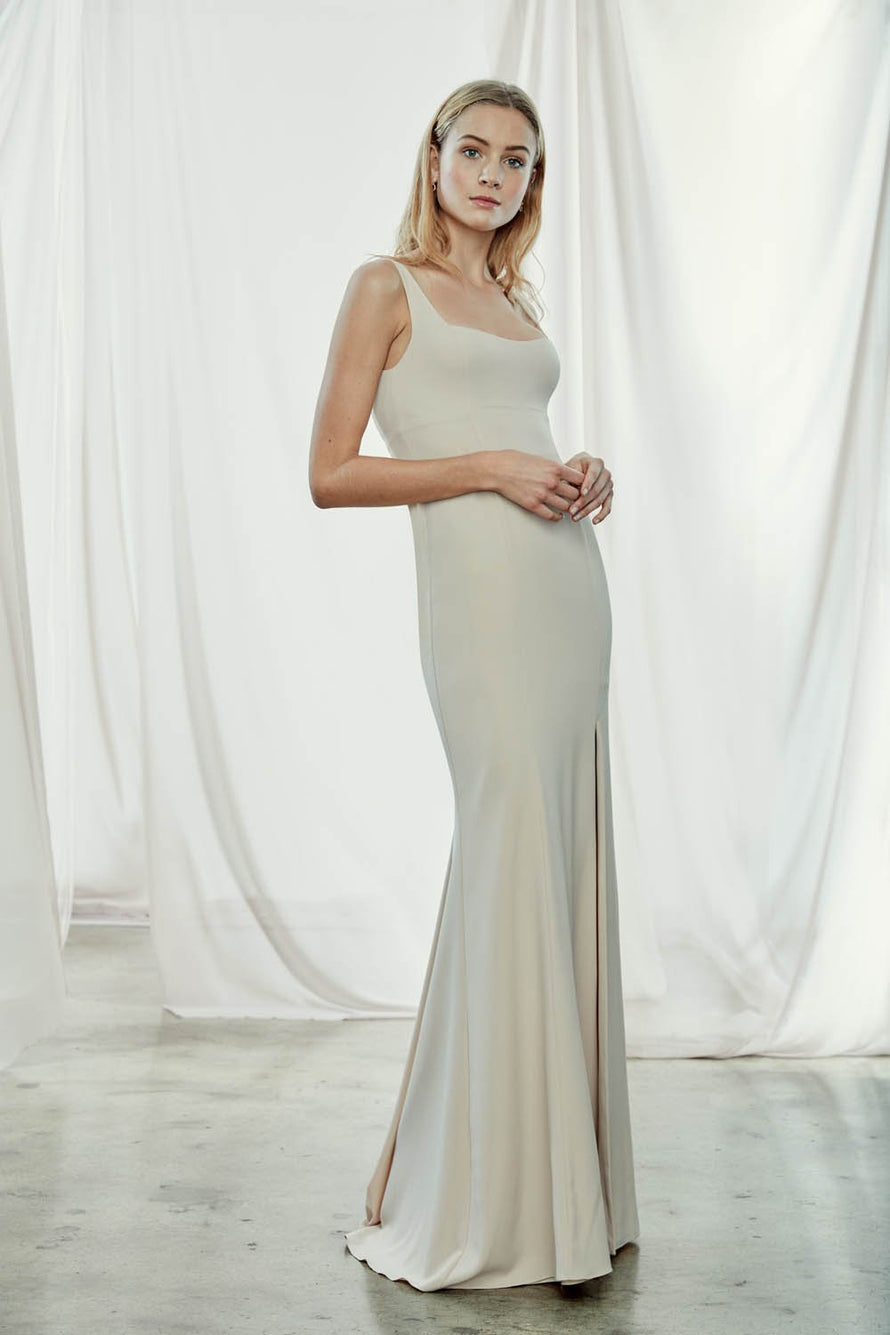 Amsale Bridesmaid Dress Kenna