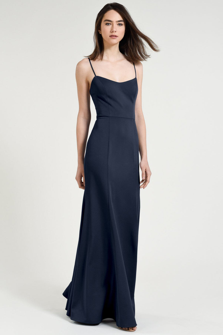 Jenny Yoo Bridesmaid Dress Aniston midnight