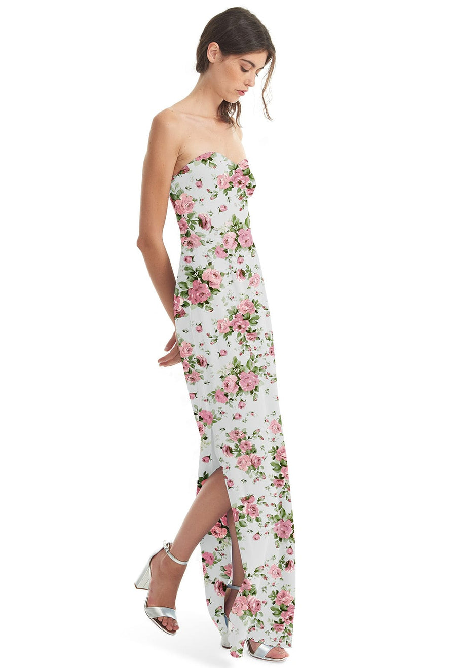 Joanna August Bridesmaid  Dress Jane Rose Print