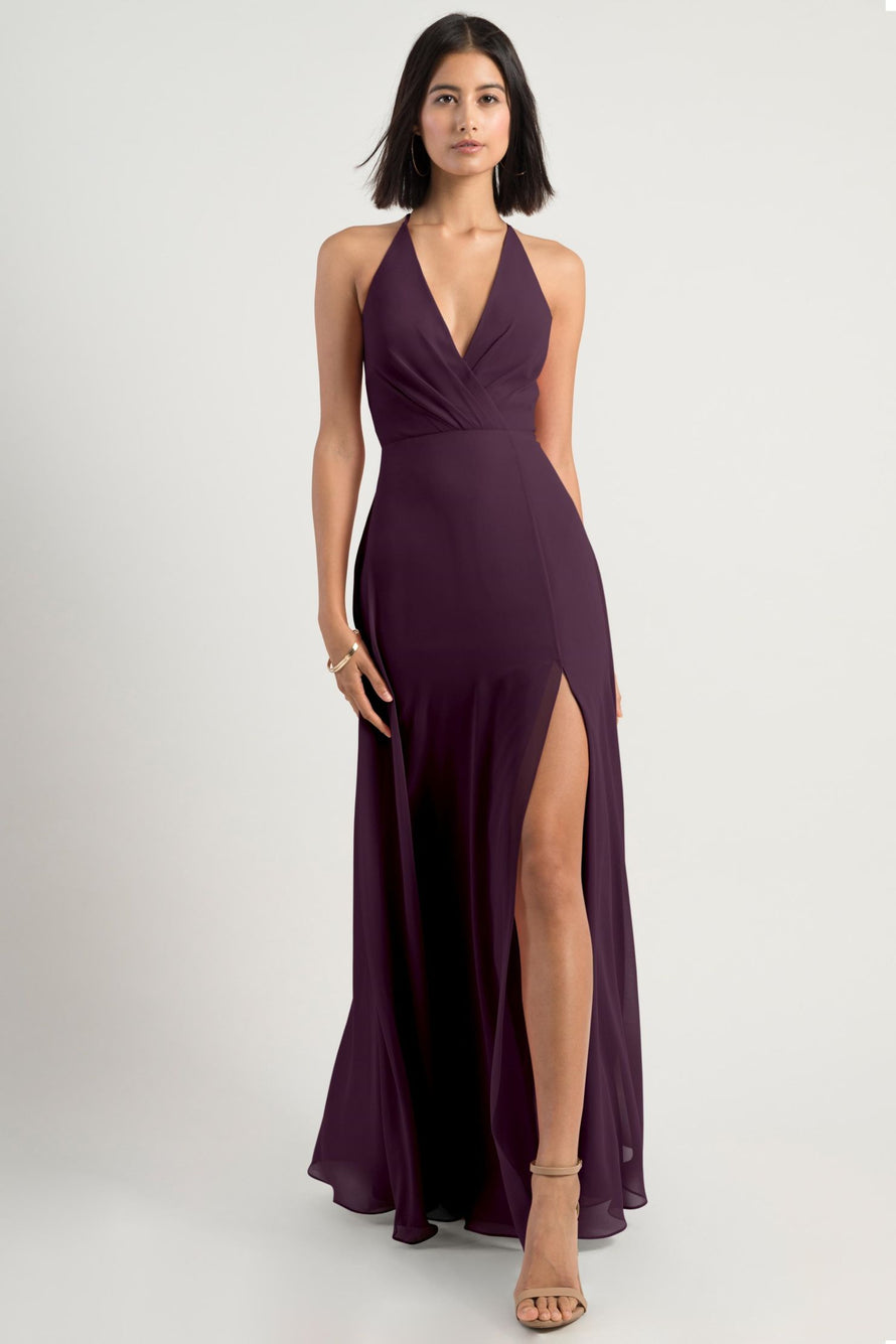 Jenny Yoo Bridesmaid Dress bryce_black_current