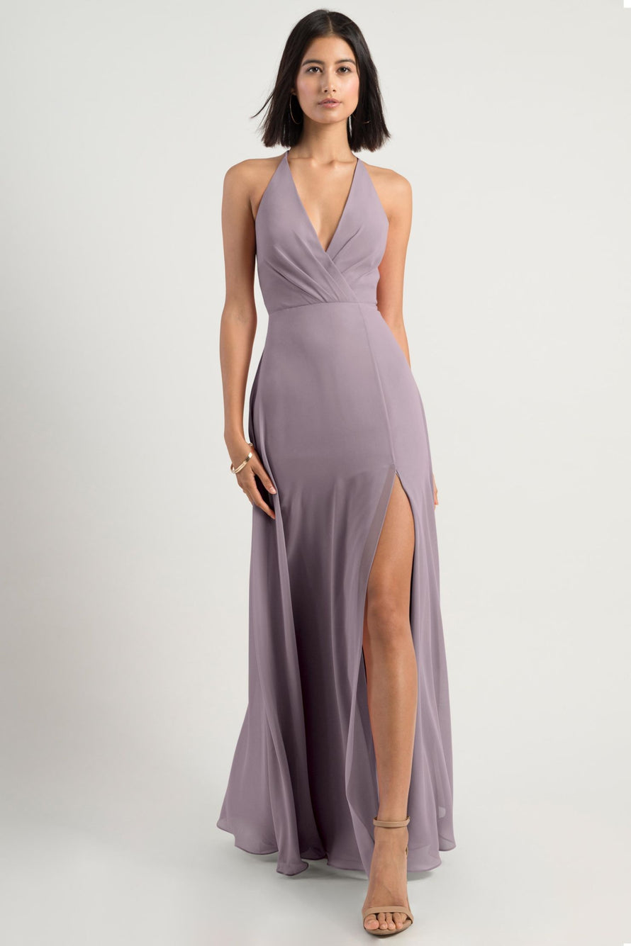 Jenny Yoo Bridesmaid Dress bryce_lilac