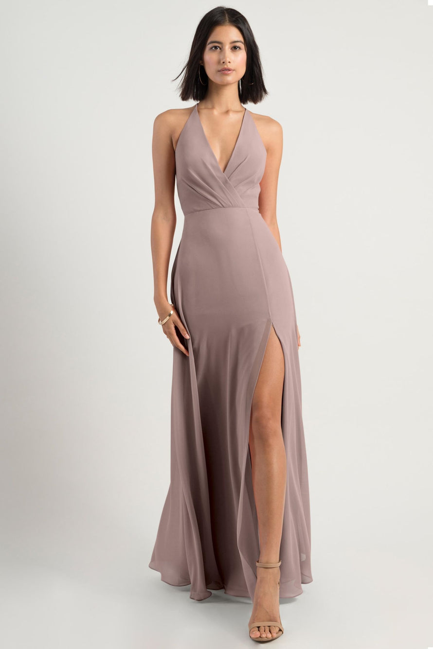 Jenny Yoo Bridesmaid Dress bryce_wisteria