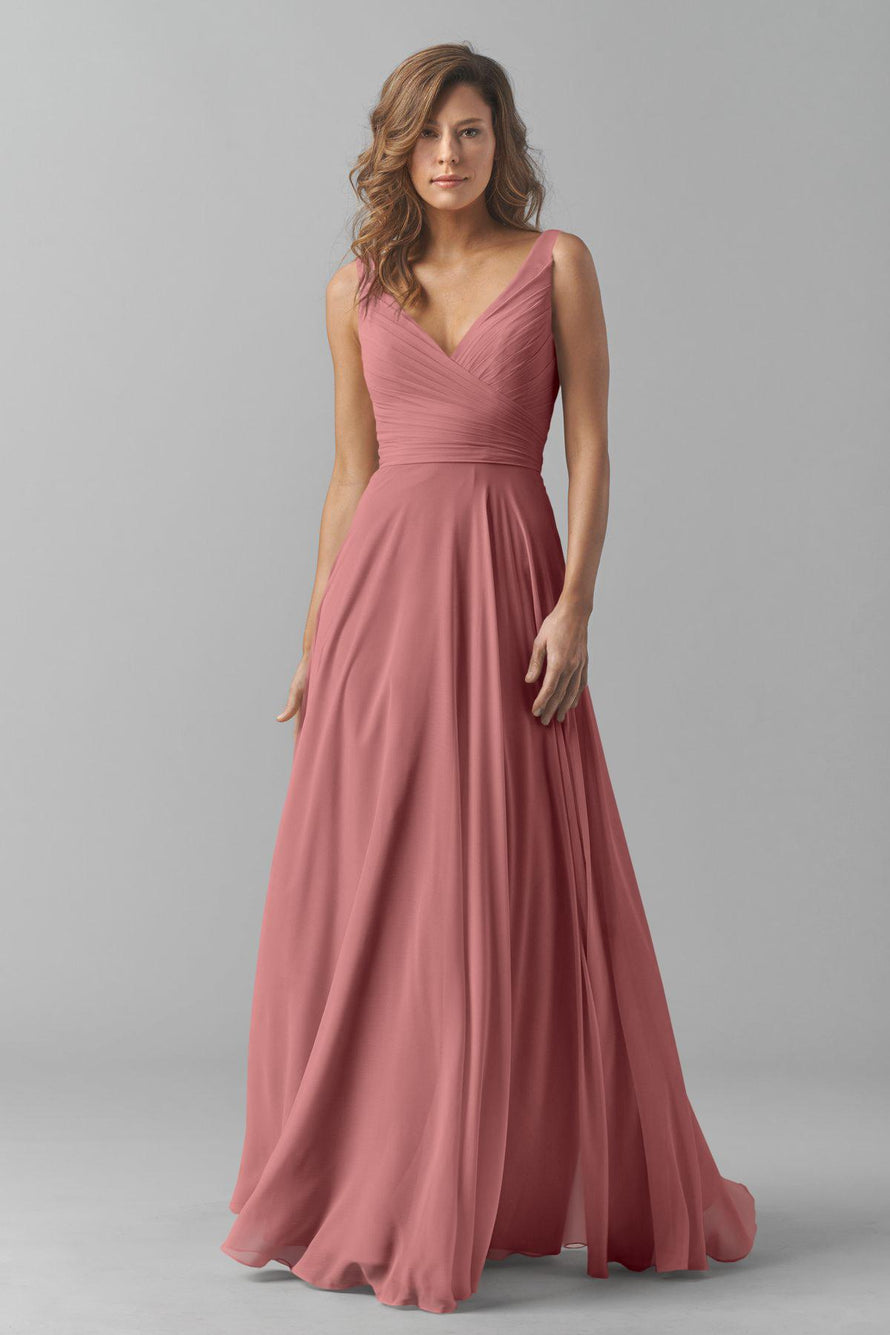 Watters Bridesmaid Dress Karen Canyon