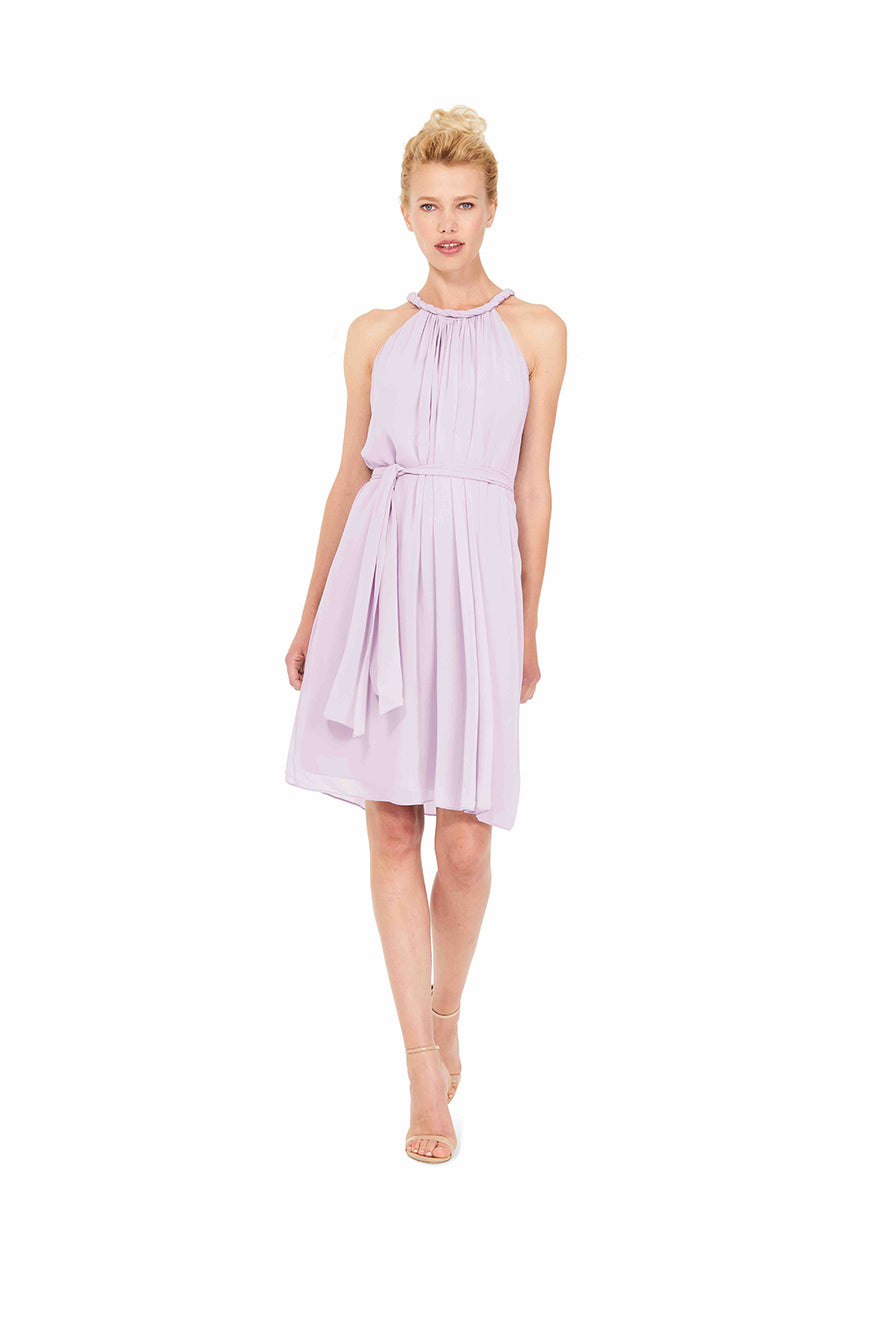 Joanna August Short Bridesmaid Dress Catherine Sweet Pea