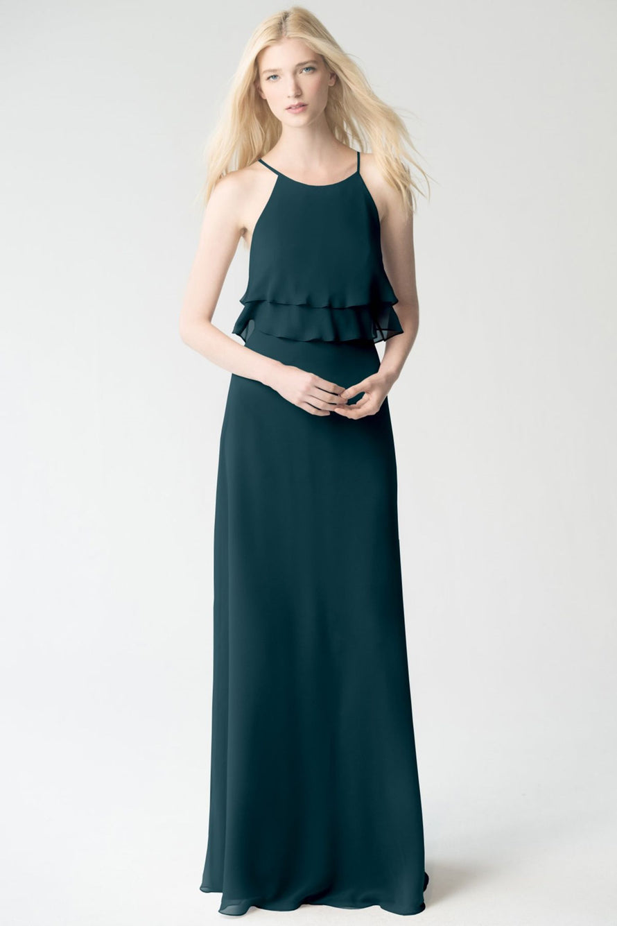 caspian_sea Jenny Yoo Bridesmaid Dress Charlie