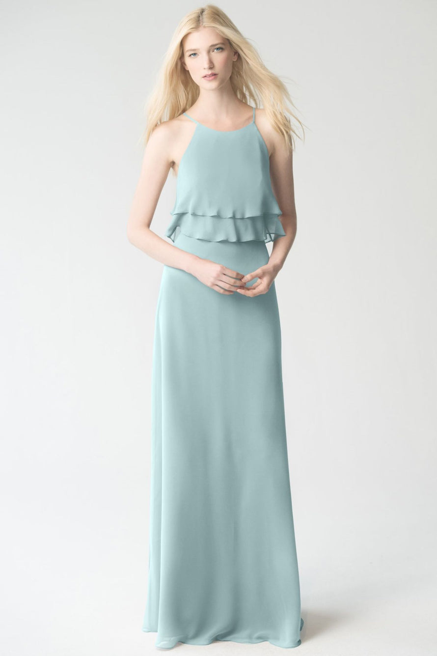 ciel_blue Jenny Yoo Bridesmaid Dress Charlie