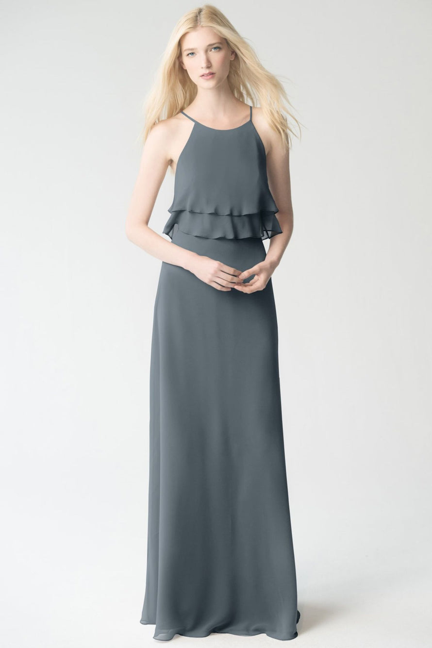 denmark_blue Jenny Yoo Bridesmaid Dress Charlie