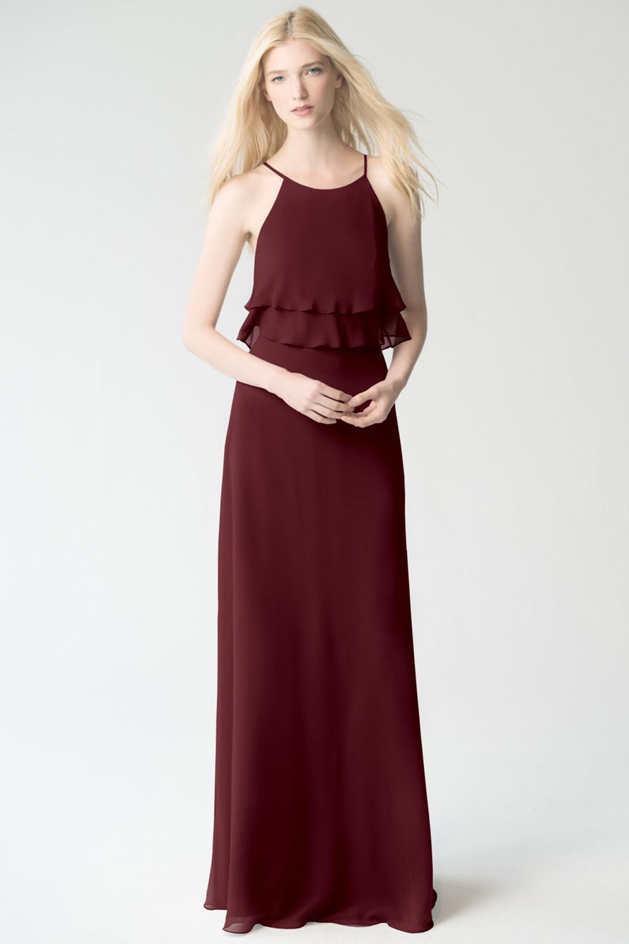 hibiscus Jenny Yoo Bridesmaid Dress Charlie
