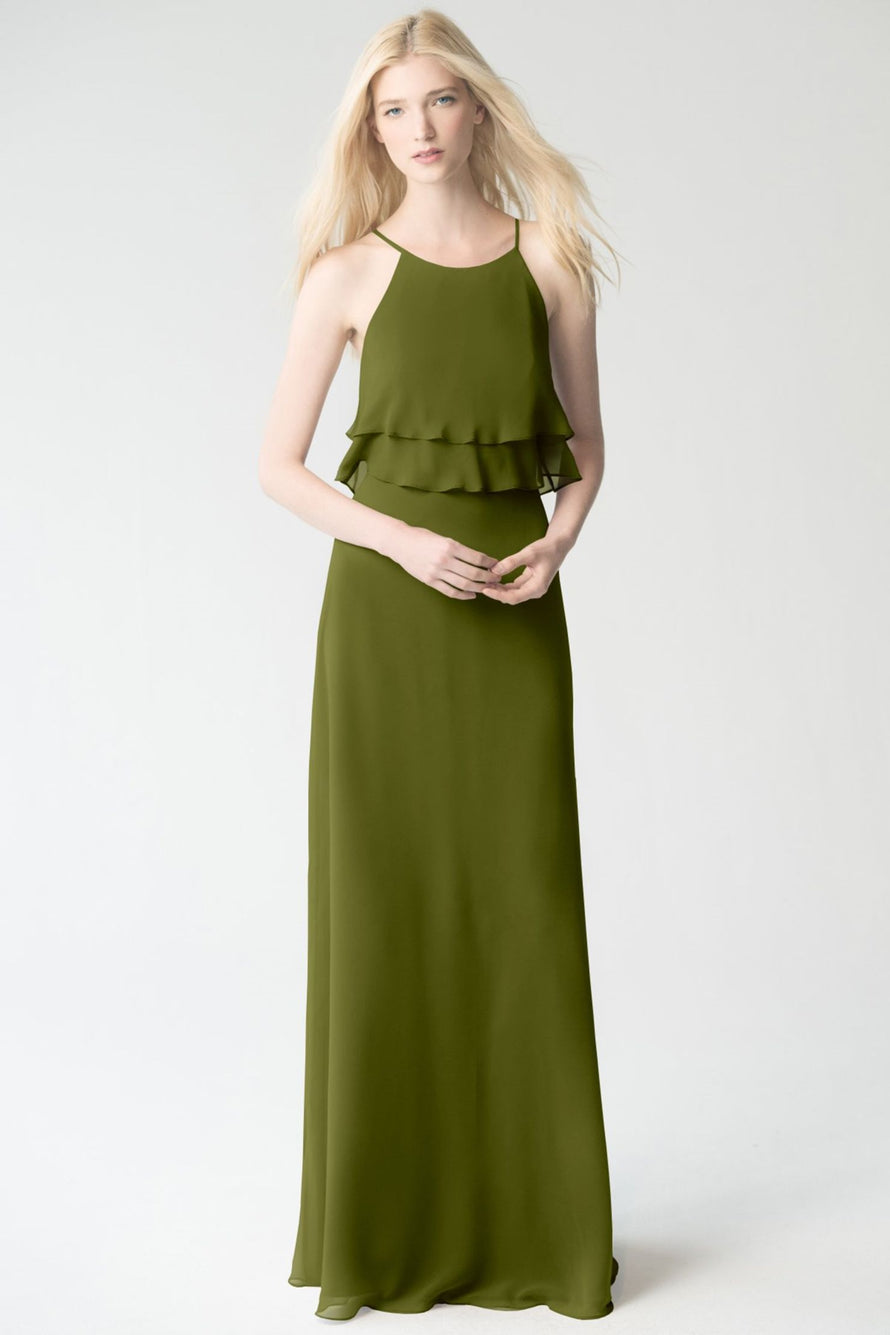 kiwi Jenny Yoo Bridesmaid Dress Charlie