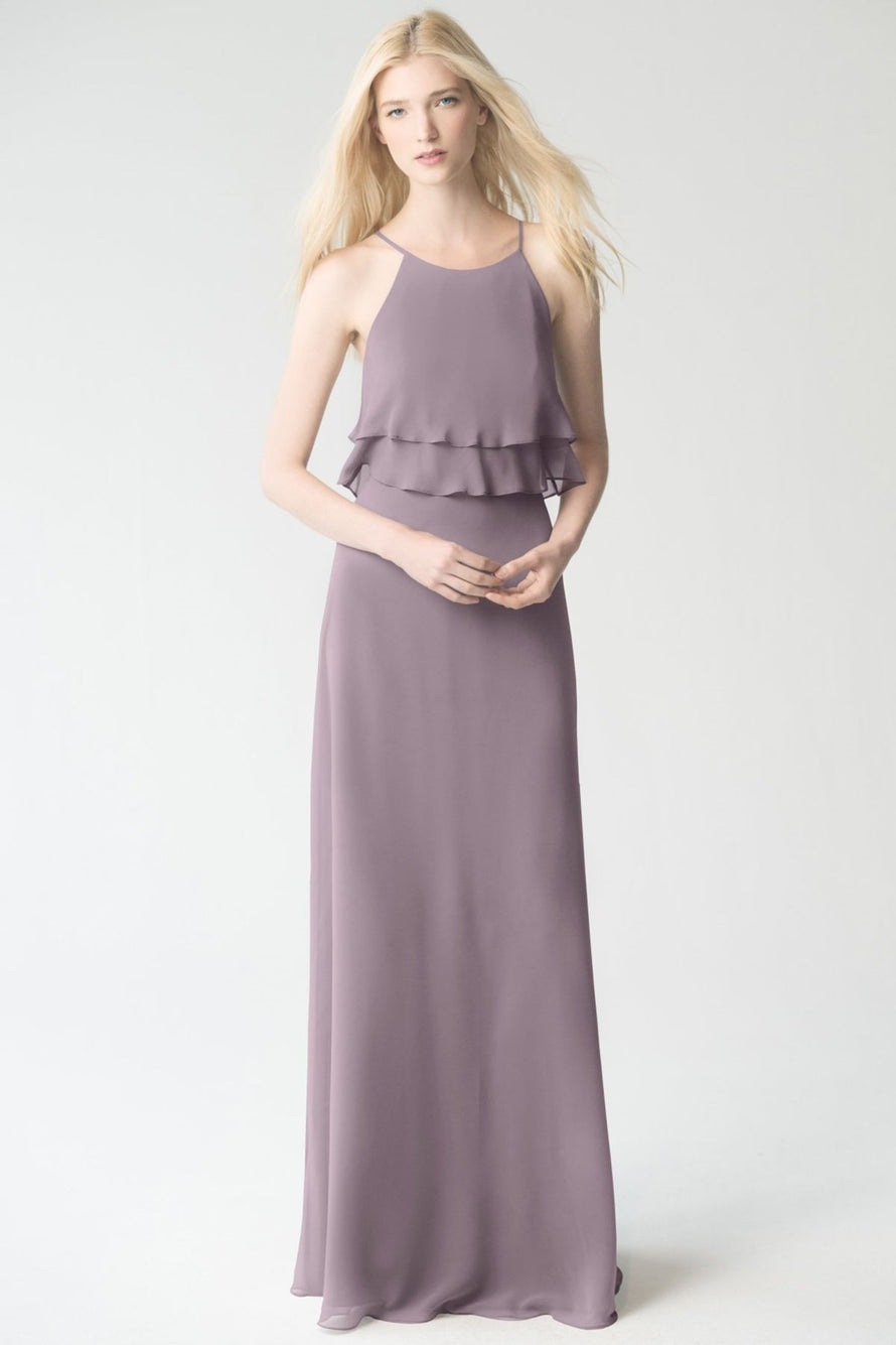 lilac Jenny Yoo Bridesmaid Dress Charlie