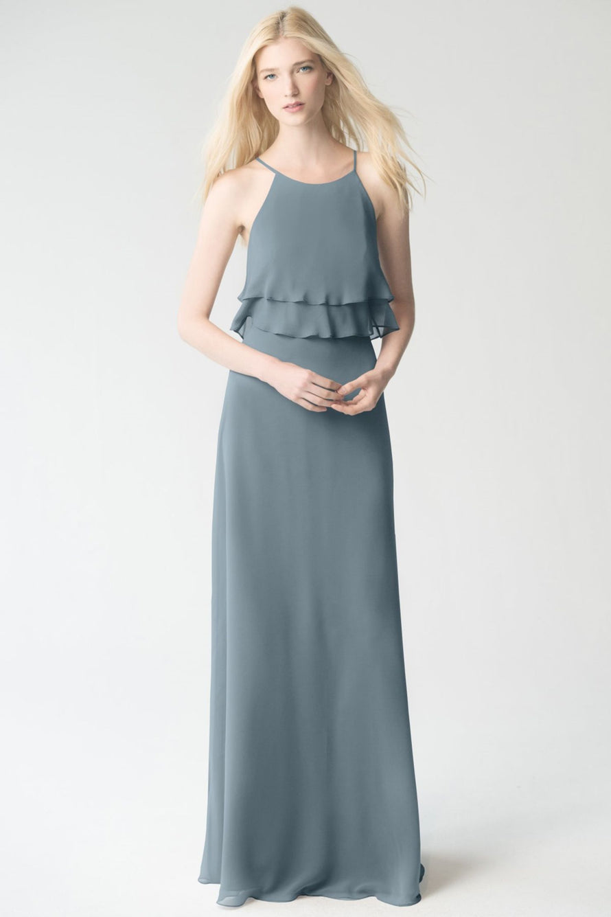 mayan_blue Jenny Yoo Bridesmaid Dress Charlie