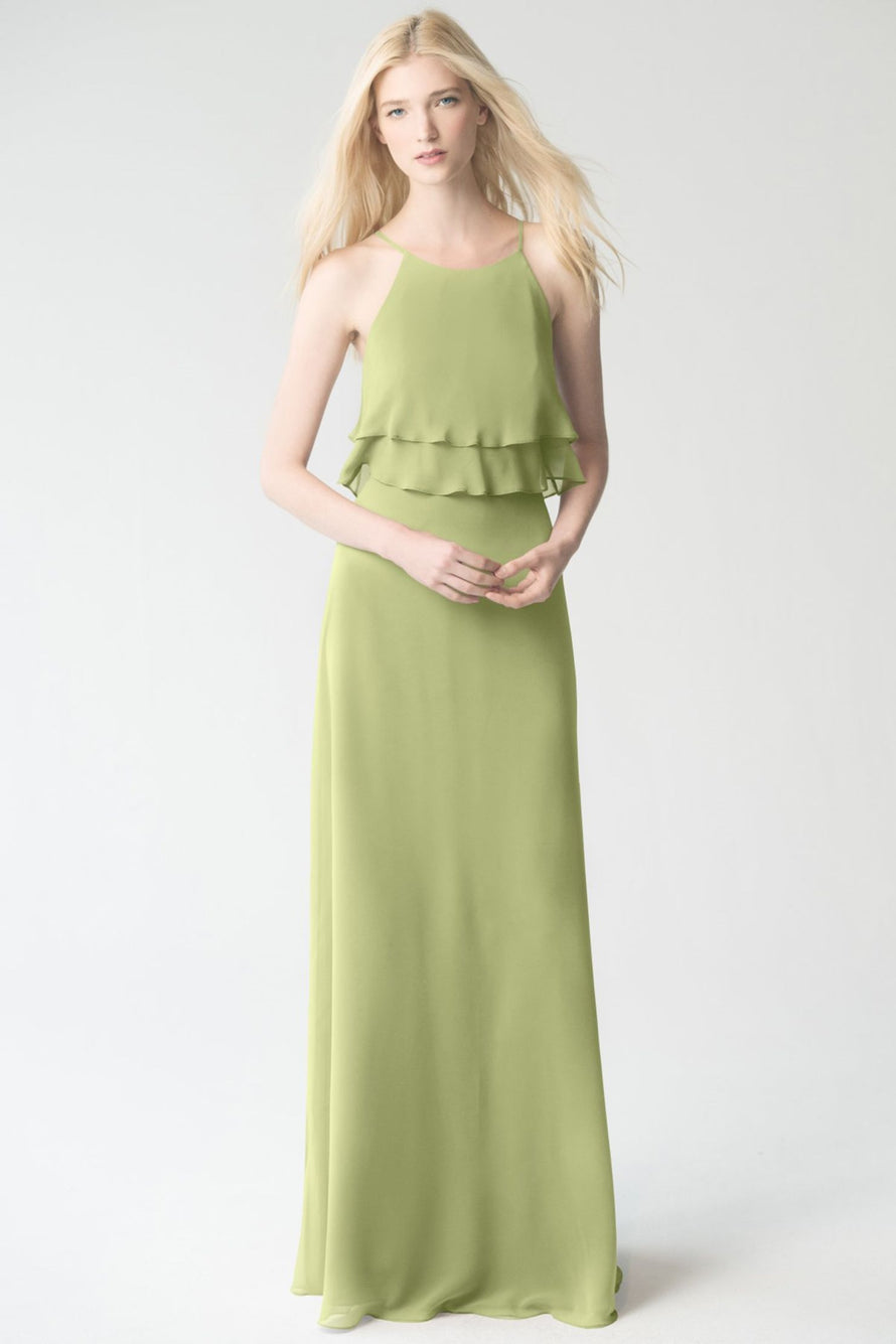 pear Jenny Yoo Bridesmaid Dress Charlie