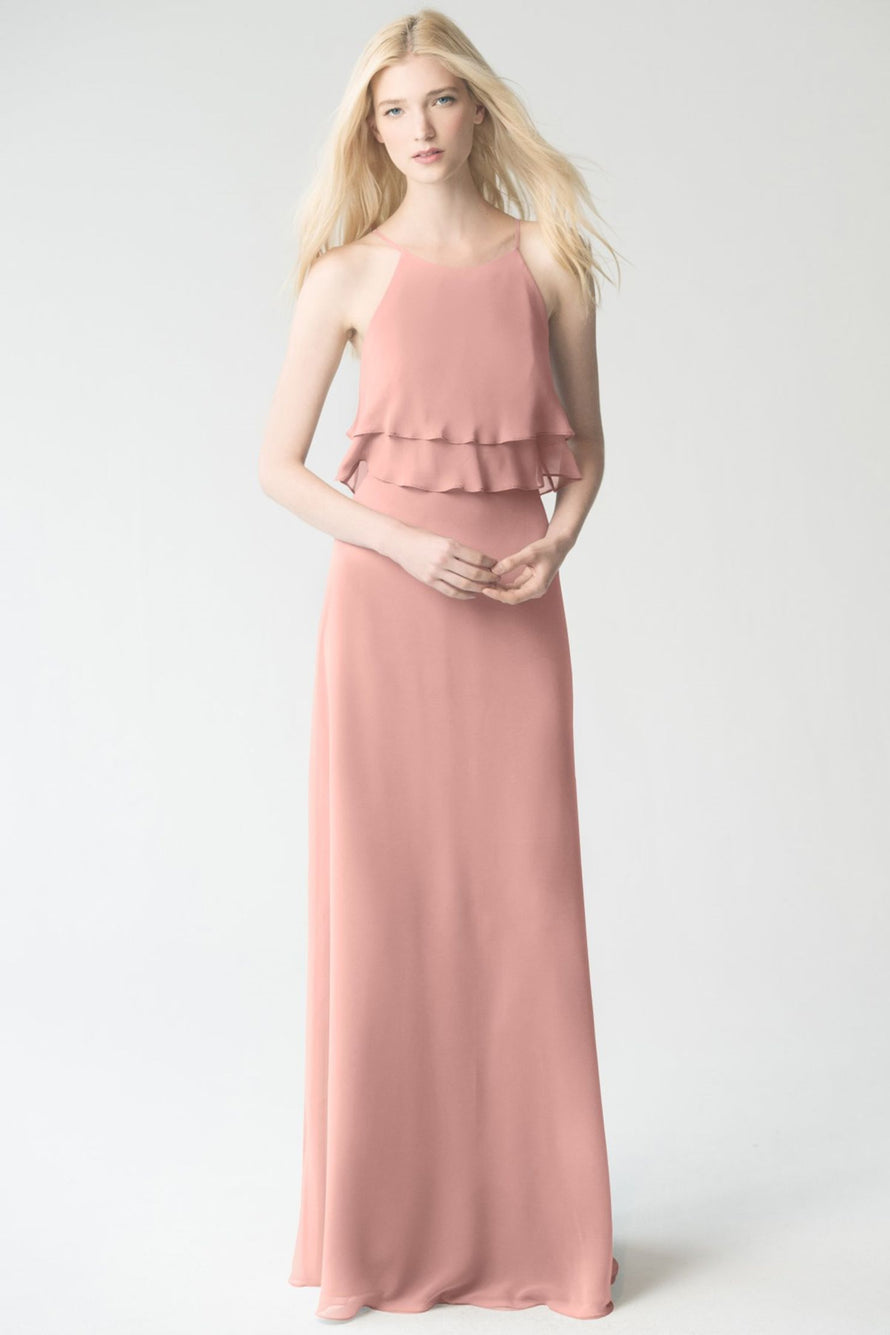 rosewater Jenny Yoo Bridesmaid Dress Charlie