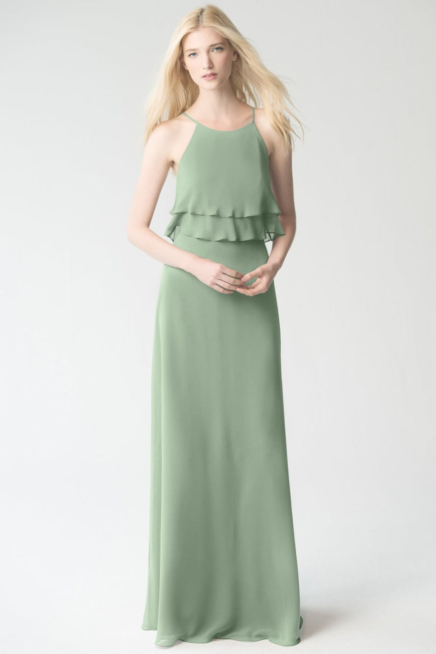 sea_glas Jenny Yoo Bridesmaid Dress Charlie