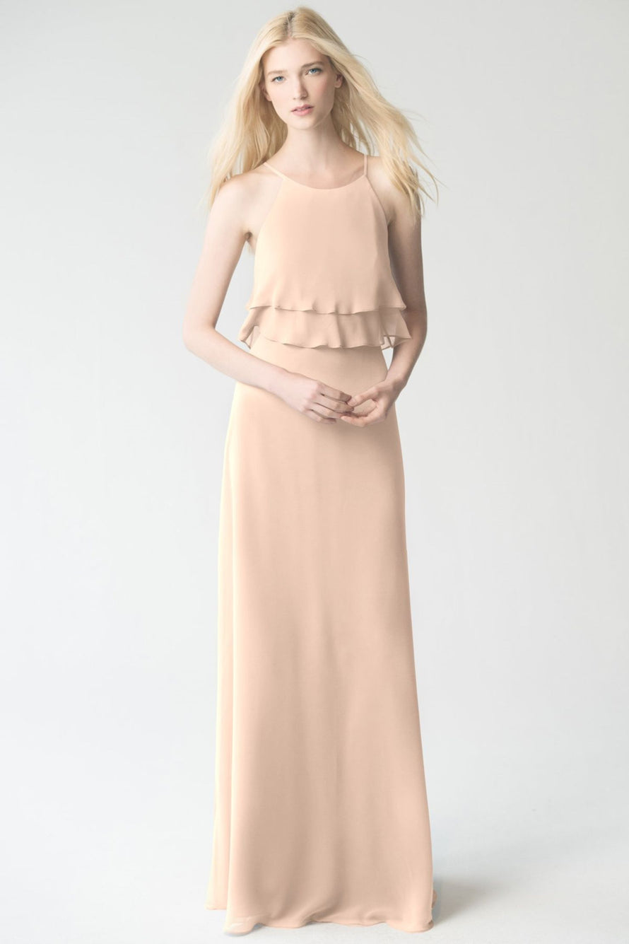 soft_blush Jenny Yoo Bridesmaid Dress Charlie