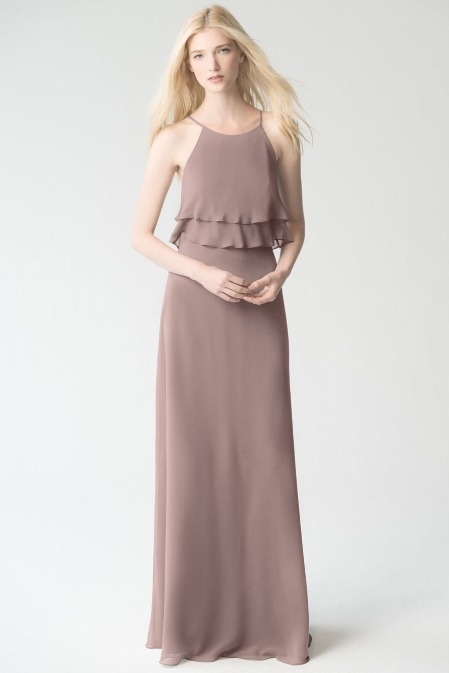 wisteria Jenny Yoo Bridesmaid Dress Charlie