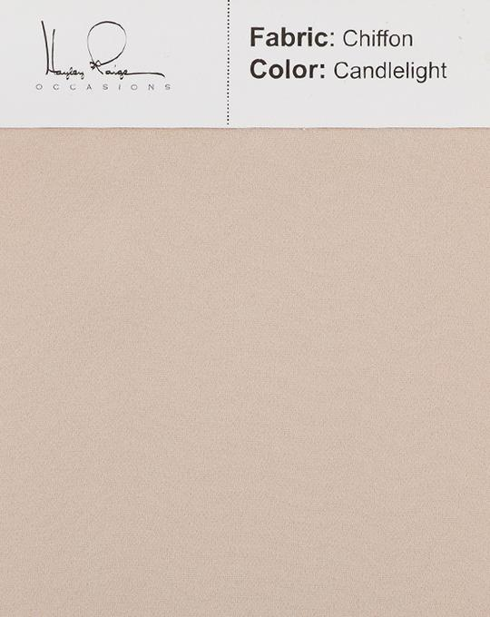 candlelight-color-chiffon-fabric
