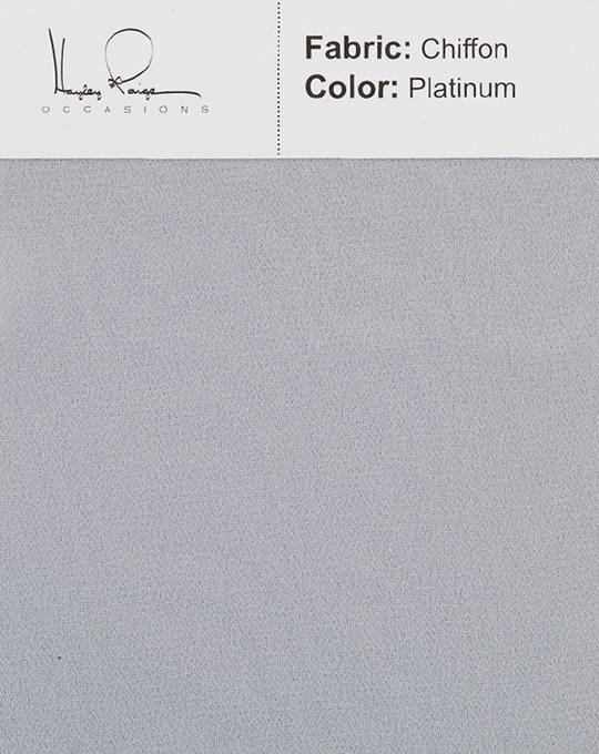platinum-color-chiffon-fabric